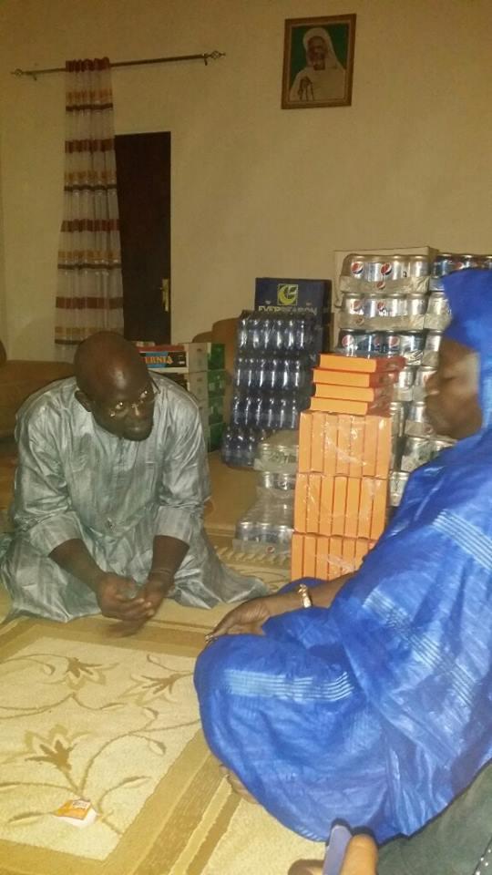 Gamou 2015 : La Fondation «Servir le Sénégal» a bien servi les foyers religieux !