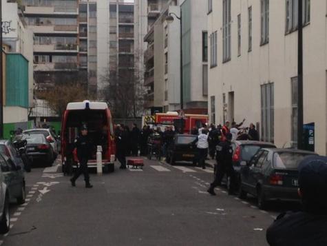 Les locaux du journal Charlie Hebdo attaqués : 10 morts morts enregistrés