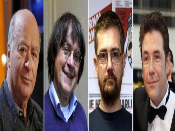 """Attaque au siège de """"Charlie Hebdo"""" : 12 morts dont Charb, le Dirpub, et les dessinateurs Cabu et Wolinski , 20 blessés dont 4 graves…"""