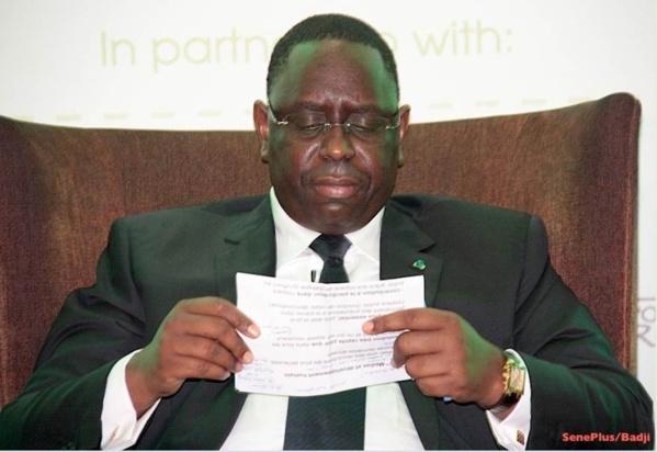 Affaires Arcelor Mittal et Petro-Tim:  Voici la lettre de l'oppositon adressée au Président Macky Sall