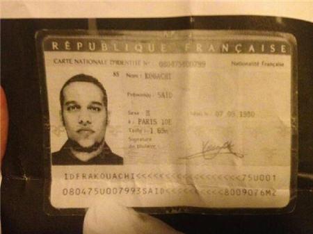 Saïd Kouachi, Chérif Kouachi et Hamyd Mourad à Reims : un suspect s'est rendu !