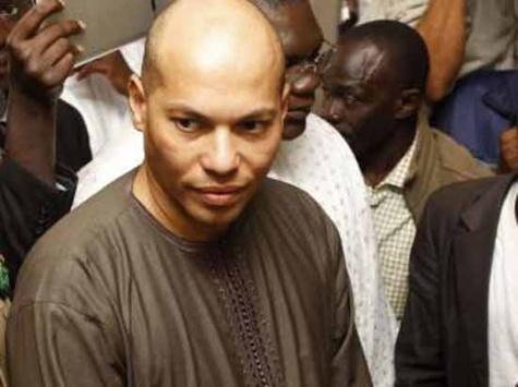 """Karim Wade au Président de la Crei : """"le seul document qui me lie à Ibrahima Abou Khalil Bourgi, c'est l'arrêt de renvoi"""""""