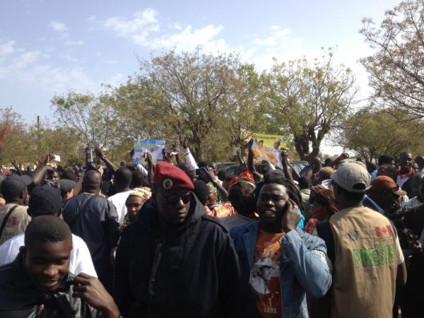 Accueil de Macky Sall à Touba : Cheikh Béthio Thioune appelle ses disciples à la mobilisation