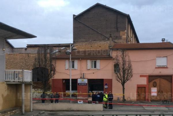 Situation inquiétante en France : Explosion, ce matin, près d'une mosquée dans le Rhône