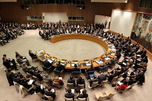 Charlie Hebdo: minute de silence au Conseil de sécurité de l'ONU
