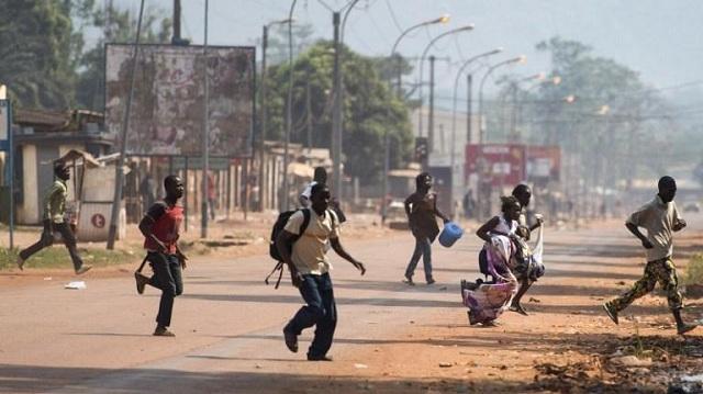 """Un """"nettoyage ethnique"""" a été commis en République centrafricaine"""