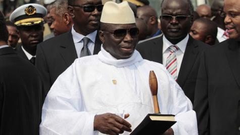 Gambie : Yahya Jammeh remanie son gouvernement