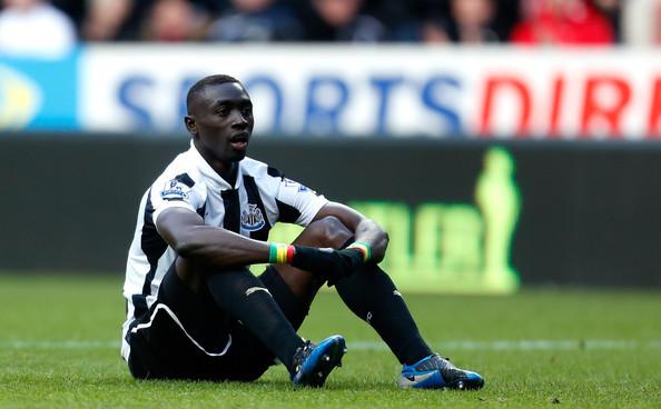 """Papiss Demba Cissé : """"Pourquoi je donne l'impression de boiter en courant"""""""