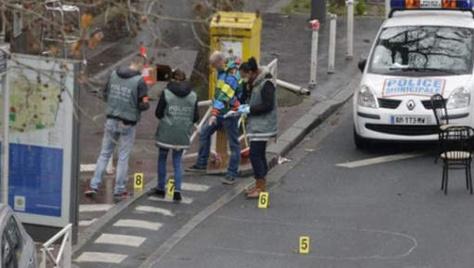 France : Le suspect de la fusillade de Montrouge aurait connu les frères Kouachi