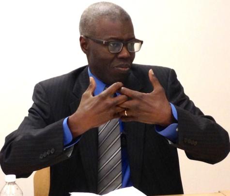 Le philosophe Souleymane Bachir Diagne condamne l'attentat contre Charlie Hebdo