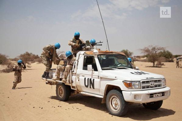 Mali : Sept soldats sénégalais de la Minusma blessés dans l'explosion d'une mine