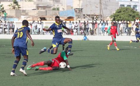 Guédiawaye humilie le champion Pikine dans le derby de la banlieue (3-0)
