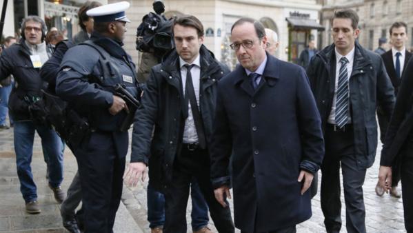 Marche républicaine: un nouveau coup diplomatique pour François Hollande