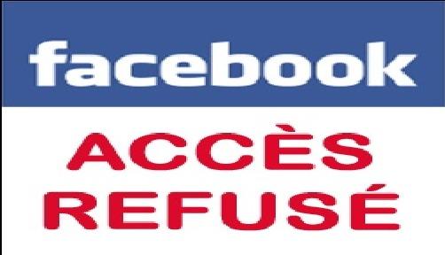 Facebook ferme son compte pour avoir écrit qu'il n'est pas Charlie