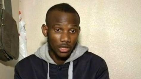 Lassana Bathily, héros de la prise d'otages à Paris
