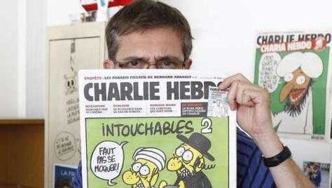 Des dessins de Mahomet dans le prochain Charlie Hebdo
