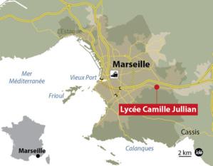 Marseille : Marseille: Un lycéen tué de plusieurs coups de couteau