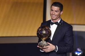 Ballon d'Or: et de trois pour Cristiano Ronaldo