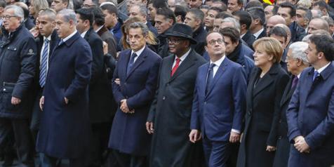 Attentats terroristes en France et crimes < djihadistes> en Afrique (FORA)