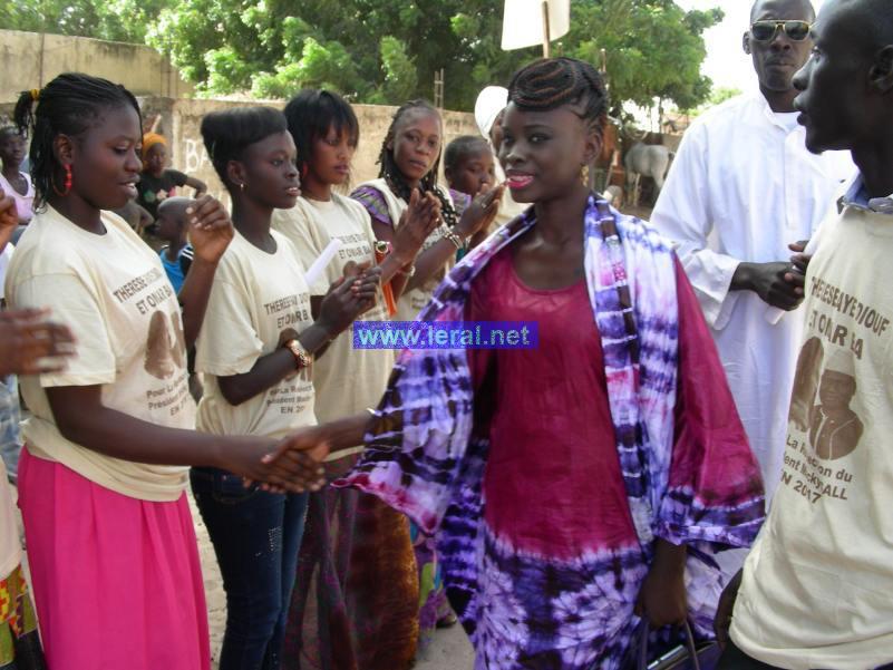 Fatick: Modou Ngom, étudiant en année de Licence, élu coordonnateur général du Meer de la commune de Ndiob