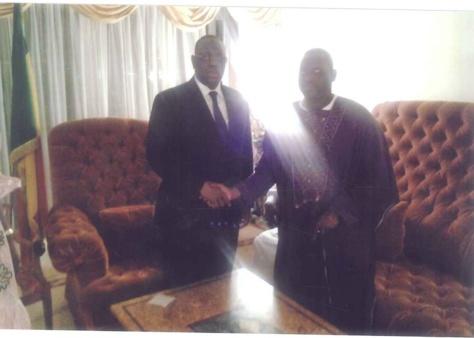 Présidentielle de 2017: Le frère de Kara, Mame Thierno Birahim Mbacke Niang s'engage pour Macky