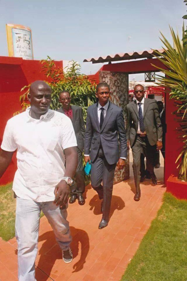 Expulsion : Sydia Bayo a quitté Dakar hier soir pour la France