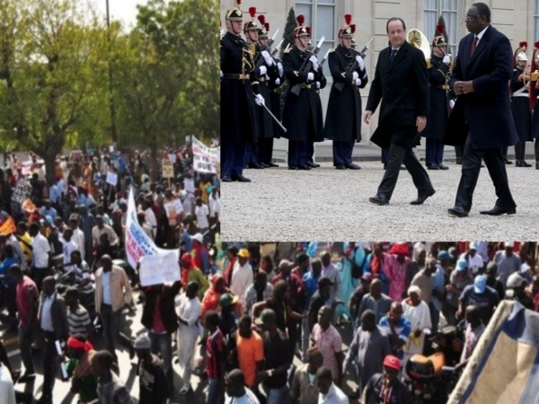 "Marche du 24 janvier à Dakar contre ""Charlie Hebdo"" : Macky Sall invité à manifester au nom de l'Islam"