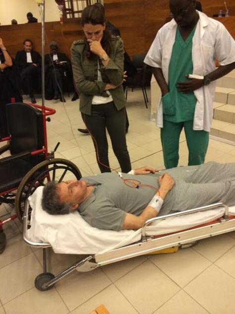 "Procès Karim Wade : Bibo ""rechute"" en pleine audience"