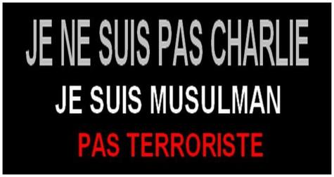 Je ne suis pas Charlie : Musulman pas terroriste – Par Moustapha Mbaye