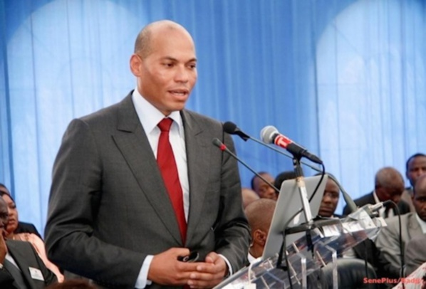 Karim Wade assimile son emprisonnement à un règlement de comptes