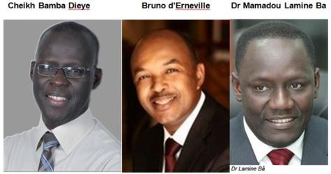 Religion, terrorisme et cohésion sociale - Par Cheikh Bamba Dieye - Bruno d'Erneville - Mamadou Lamine Ba