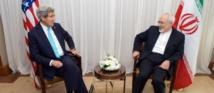 Nucléaire iranien : John Kerry et Mohammad Zarif à Paris vendredi