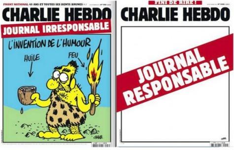 Contribution concernant l'affaire Charlie Hebdo