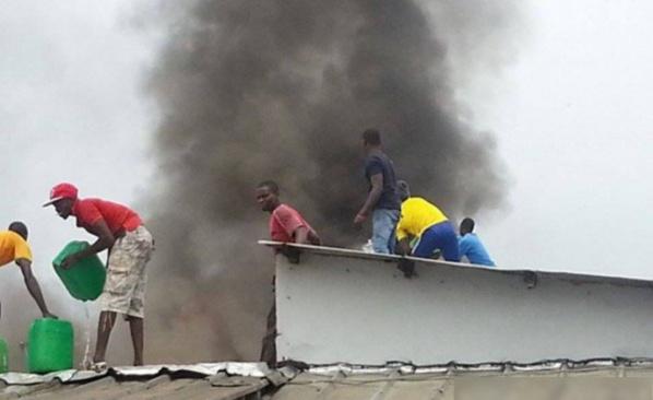 Grand Yoff: Le domicile du maire incendié par des inconnus