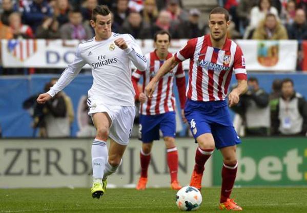 Le Real Madrid éliminé de la Coupe du roi par l'Atletico