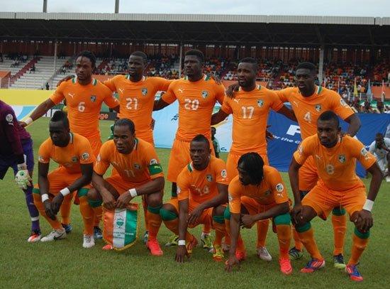 Préparation à la CAN: La Côte d'Ivoire battue par la Suède (2-0)