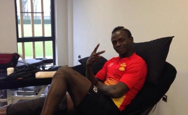 CAN 2015 : Sadio Mané s'est entraîné avec les Lions, vendredi