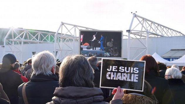 L'auteur de #JeSuisCharlie peut-il invoquer un droit d'auteur ?
