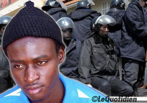 Aff. Bassirou Faye: La famille du policier Saliou Ndao réfute les accusations portées contre son fils