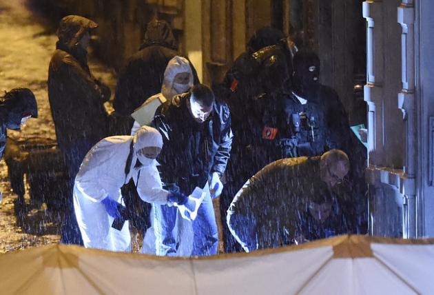 Attentats déjoués en Belgique: quatre suspects arrêtés à Athènes