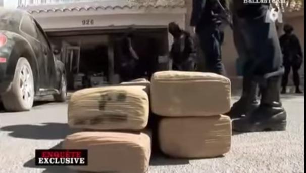 Documentaire:enquete exclusive reportage Barons de la drogue et police mexicaine film entier