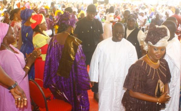 Seydou Gueye: « Pas gênant qu'Aliou Sall continue de briguer des positions et des postes »