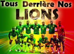Suivez le match des lions du Sénégal  en direct sur Leral
