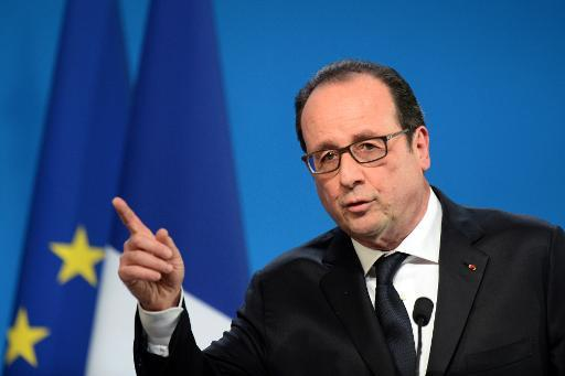 Popularité: Hollande enregistre un bond historique de 21 points