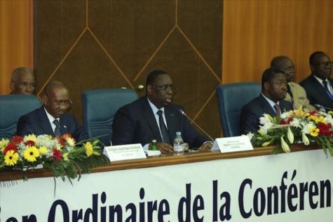 18 ème session ordinaire de la conférence des chefs d'Etat et de gouvernement de l'Uemoa : Macky s'est envolé hier pour le Bénin