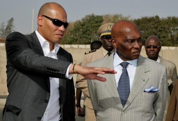 Suite aux incidents au procès de son fils, Abdoulaye Wade annoncé à Dakar aujourd'hui