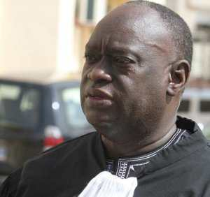 Me El Hadji Diouf parle de Cheikh Tidiane Diakhaté: «Il a su, sans trembler, trancher des décisions»