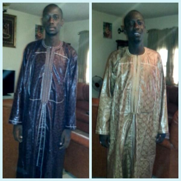 Papa Diadji Gueye  et Amadou Moustapha lancent www.toubamajalis.com
