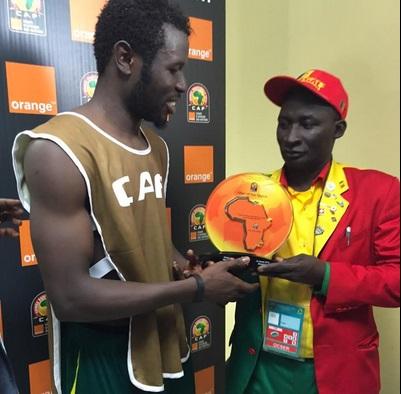 Mame Birame Diouf, désigné Homme du match Sénégal-Ghana