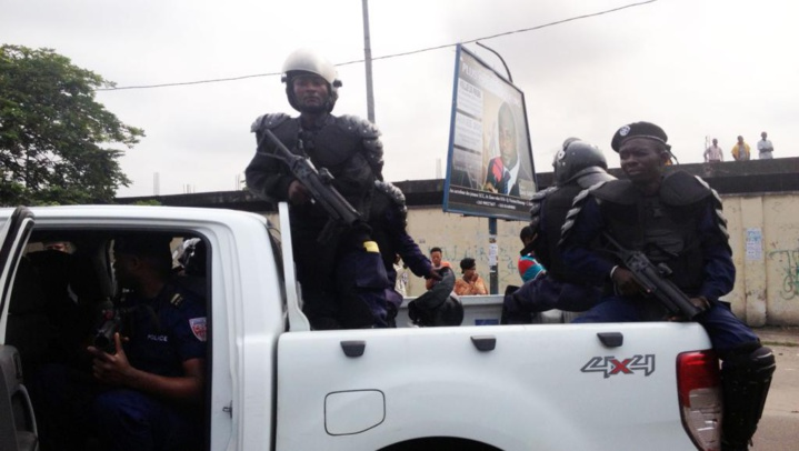 Loi électorale en RDC: heurts à Kinshasa et Goma